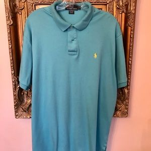 Polo by Ralph Lauren Polo Turquoise size L